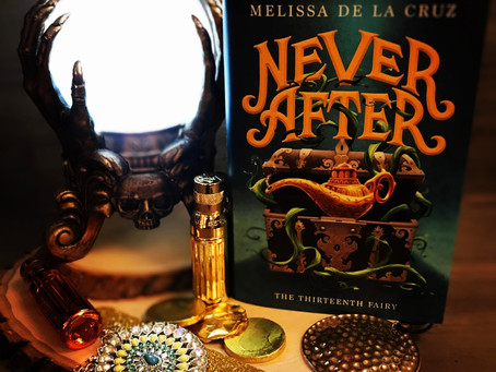Blog Tour, Giveaway, & Review-Never After