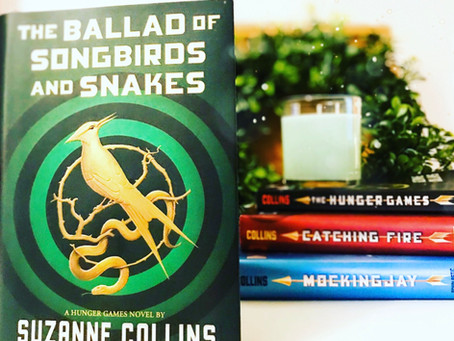 Review- The Ballad of Songbirds and Snakes