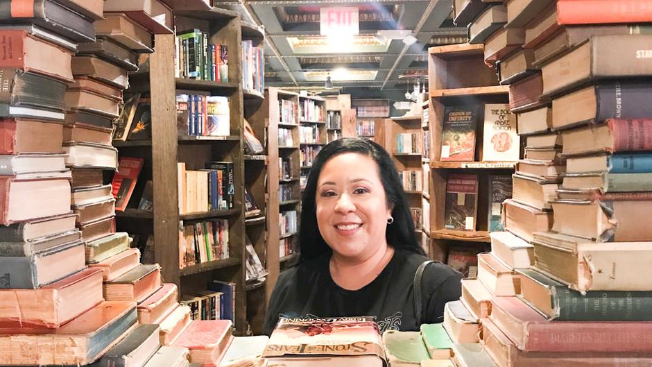 Welcome to my Book Blog Around the Corner!