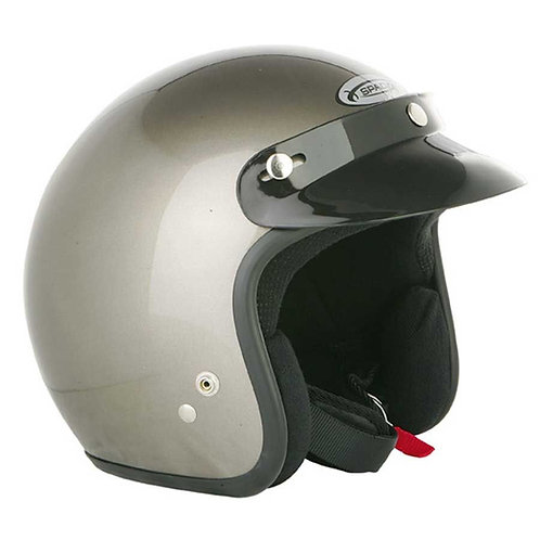 Spada Openface Helmets Anthracite