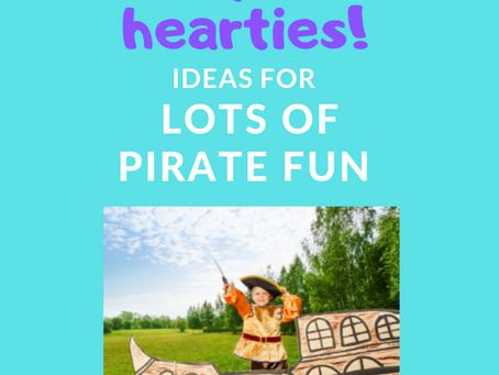 Pirate music ideas.....read on