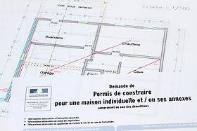 Le permis de construire - Muriel Mazard, maître d'oeuvre en Drôme et Ardèche.