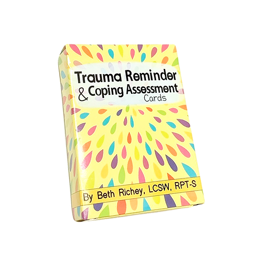 Trauma Reminder & Coping Assessment Cards