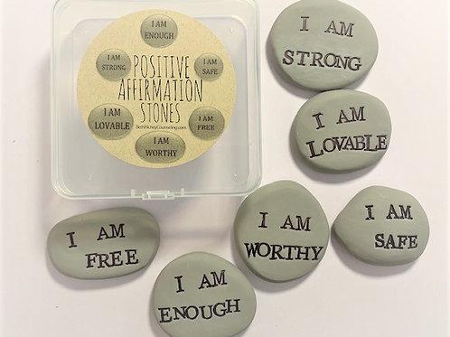 Positive Affirmation Stones