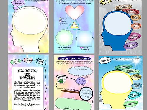 Thoughts & Cognitive Triangle Package