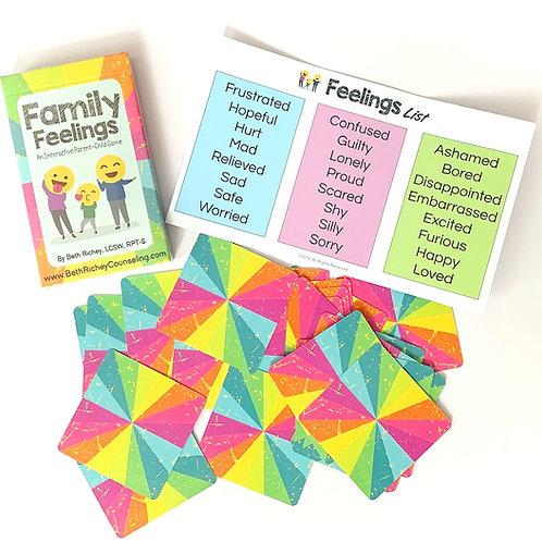 Family Feelings- New Look!!