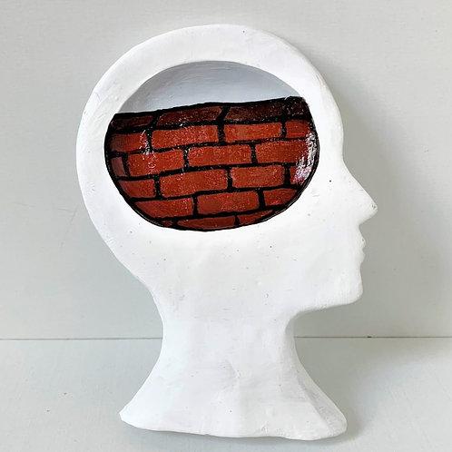 Brick Wall Head-Small
