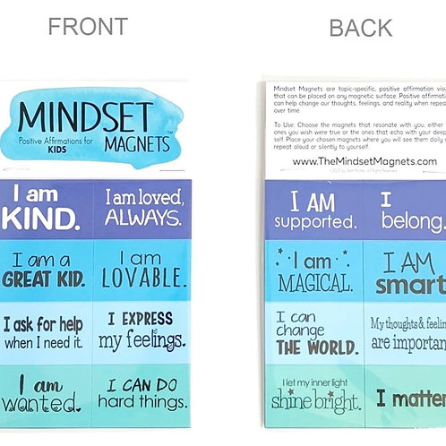 Mindset Magnets: Kids