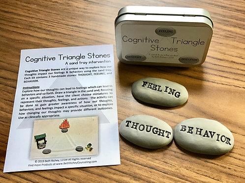 Cognitive Triangle Stones
