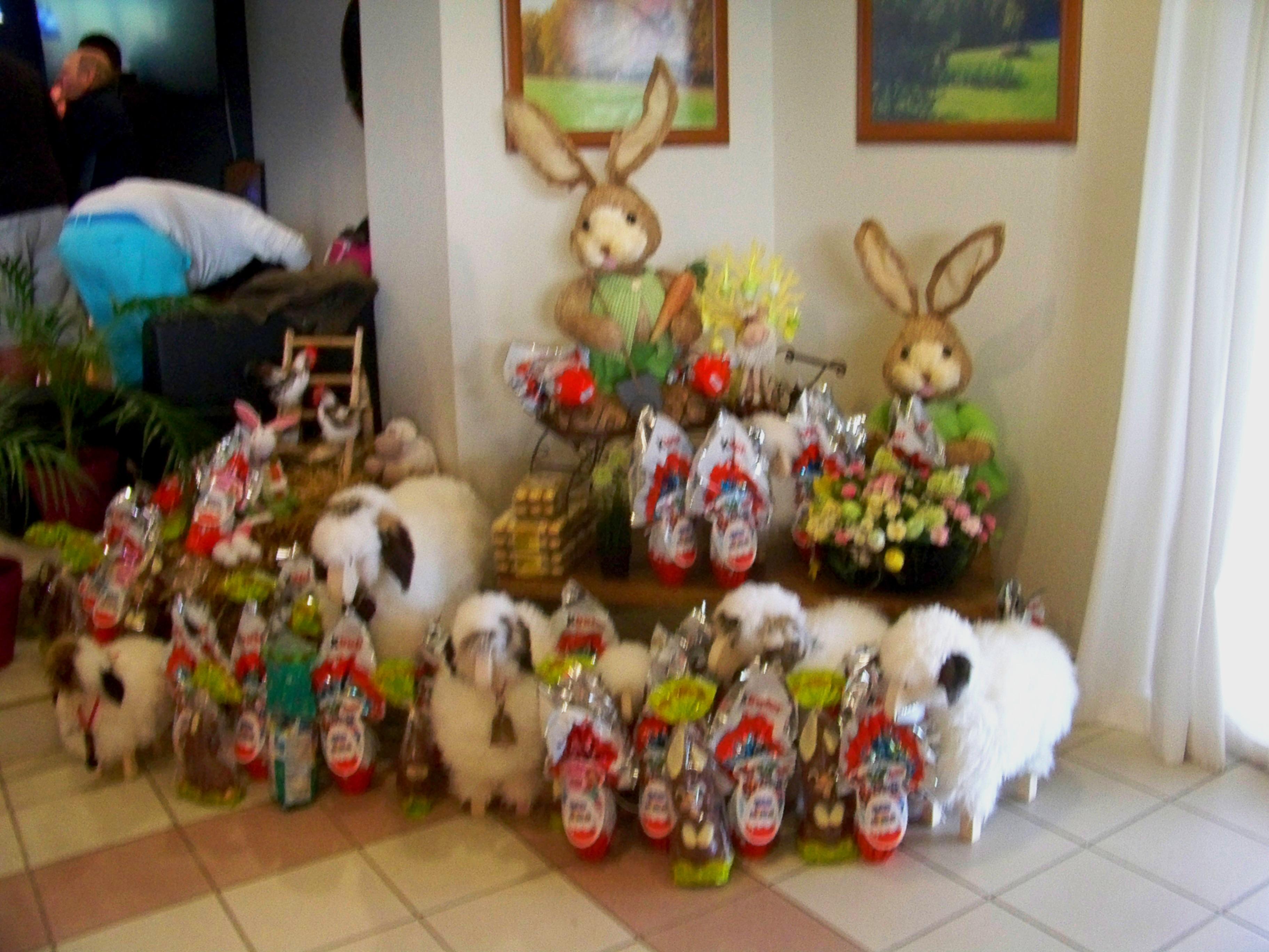 Lapin de Pâques
