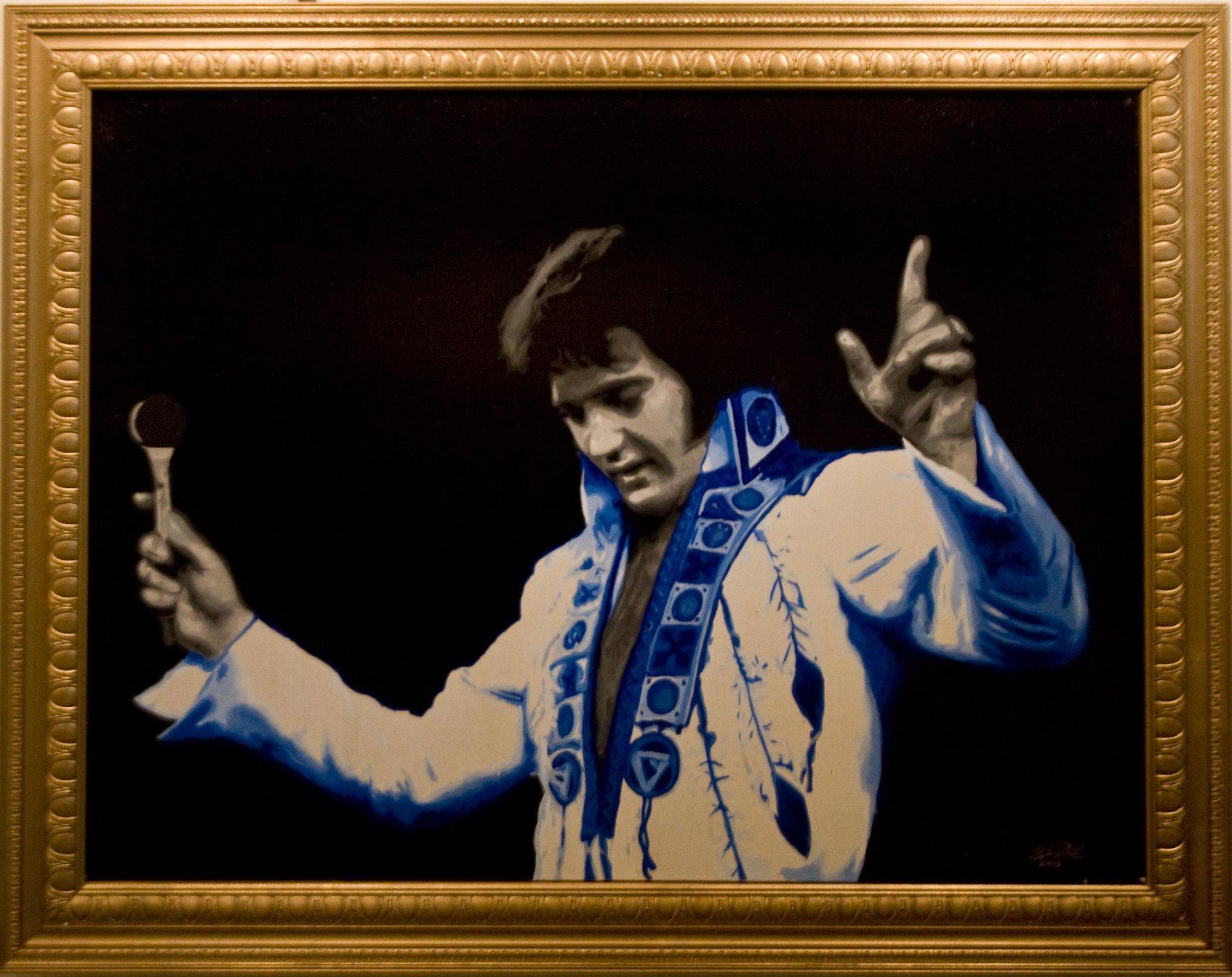 Elvis '77 No.2