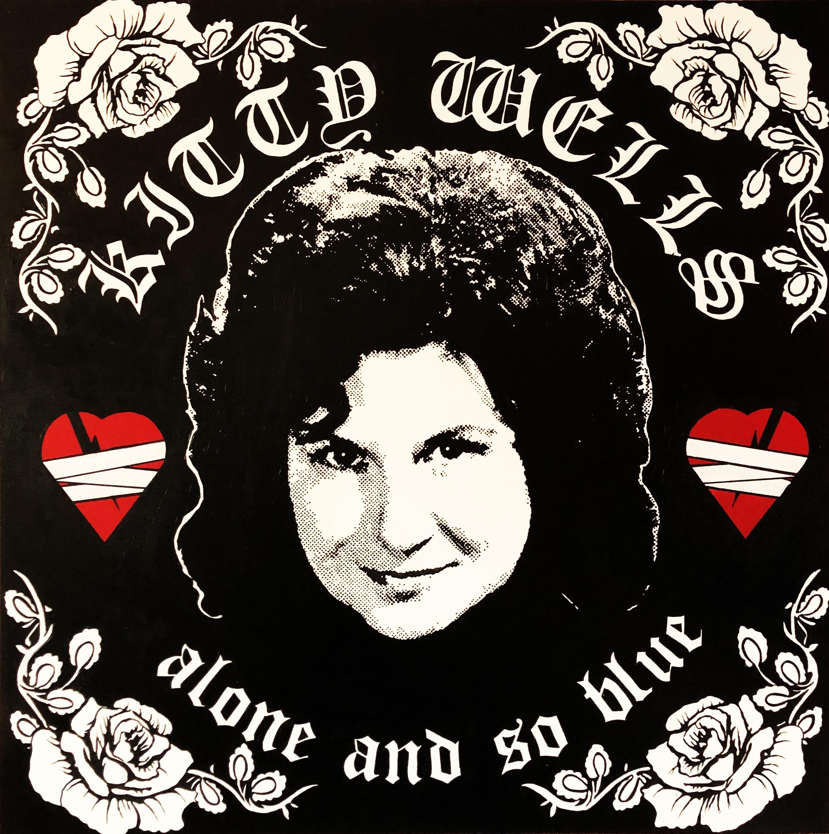 Alone And So Blue (Kitty Wells)