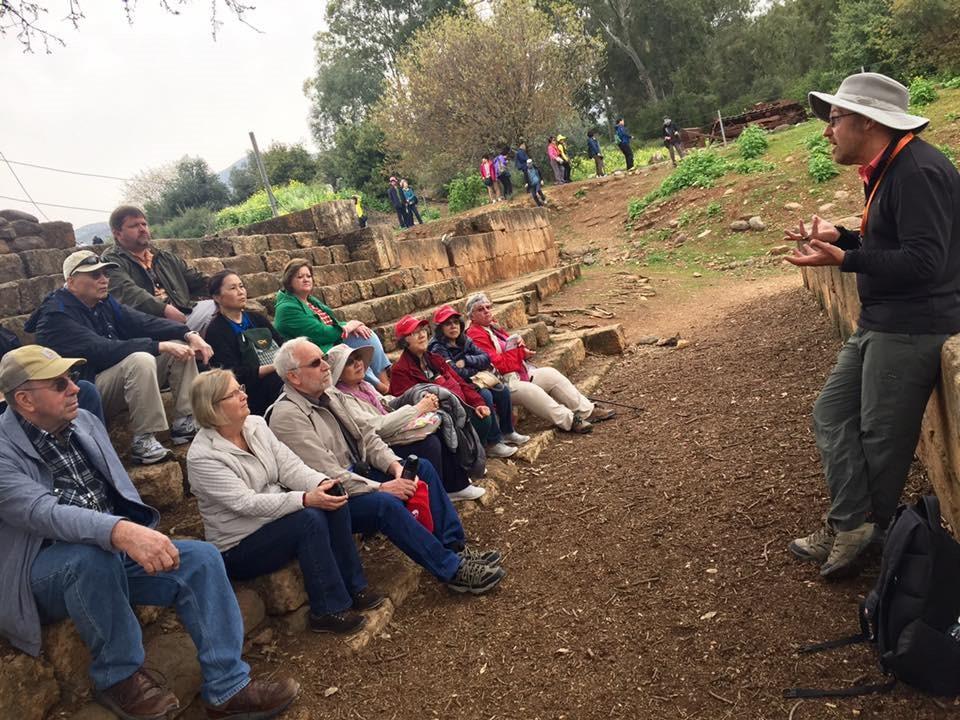 Tel Dan biblical archaeology