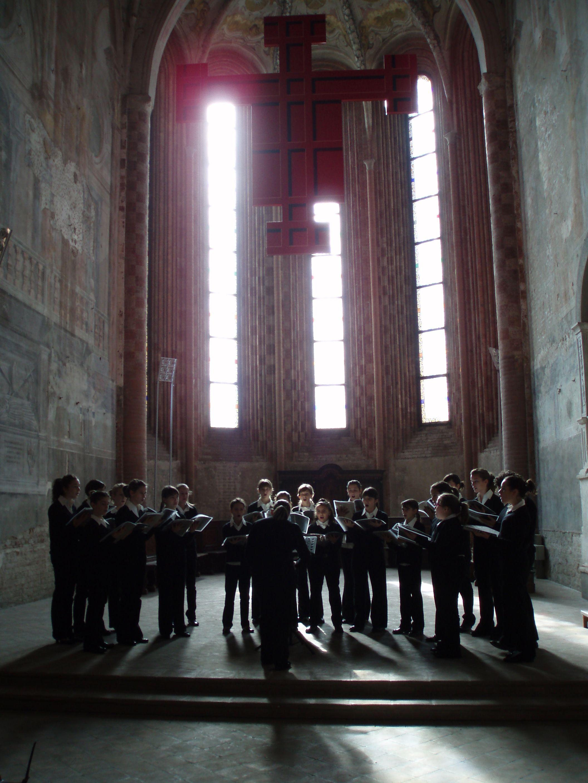Coro Vocal Ensemble Artemusica concorso Alba 2007
