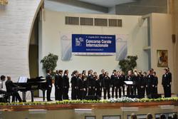 Coro Artemusica Concorso Internazionale Riva del garda 2012