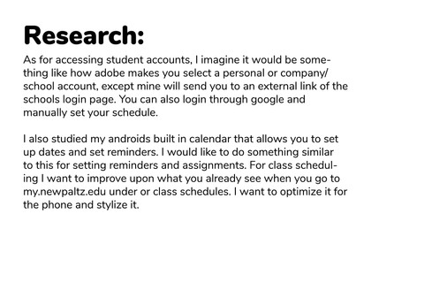 Presentation Page 3
