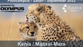 Kenia - Maasai-Mara