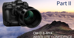 E-M1X Naturfoto Praxistest - Teil 2