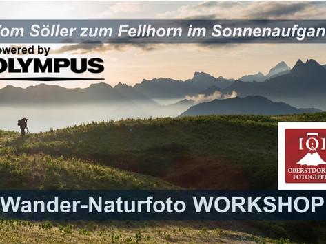 Wander-Fotoworkshop