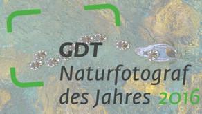 GDT Naturfotograf des Jahres 2016