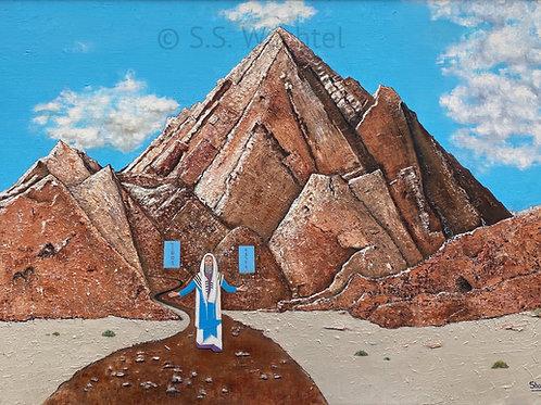 Moses at Sinai