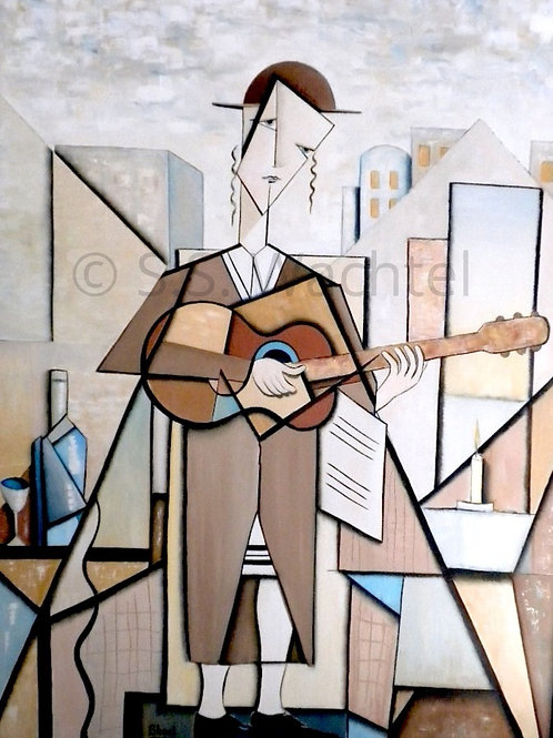 Man with a Guitar.