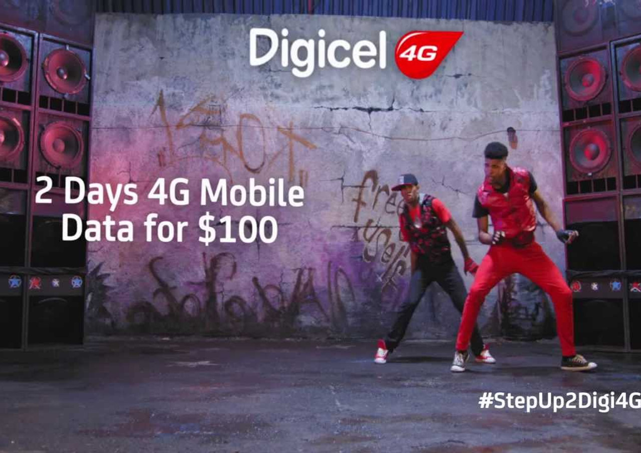 Digicel Step Up