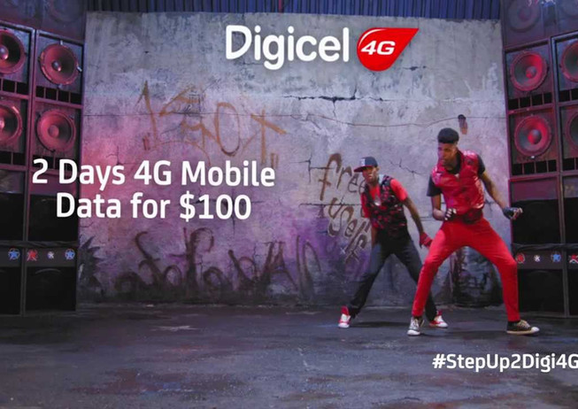 Digicel Step Up