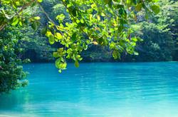 JAMAICA BLUE LAGOON PORTLAND
