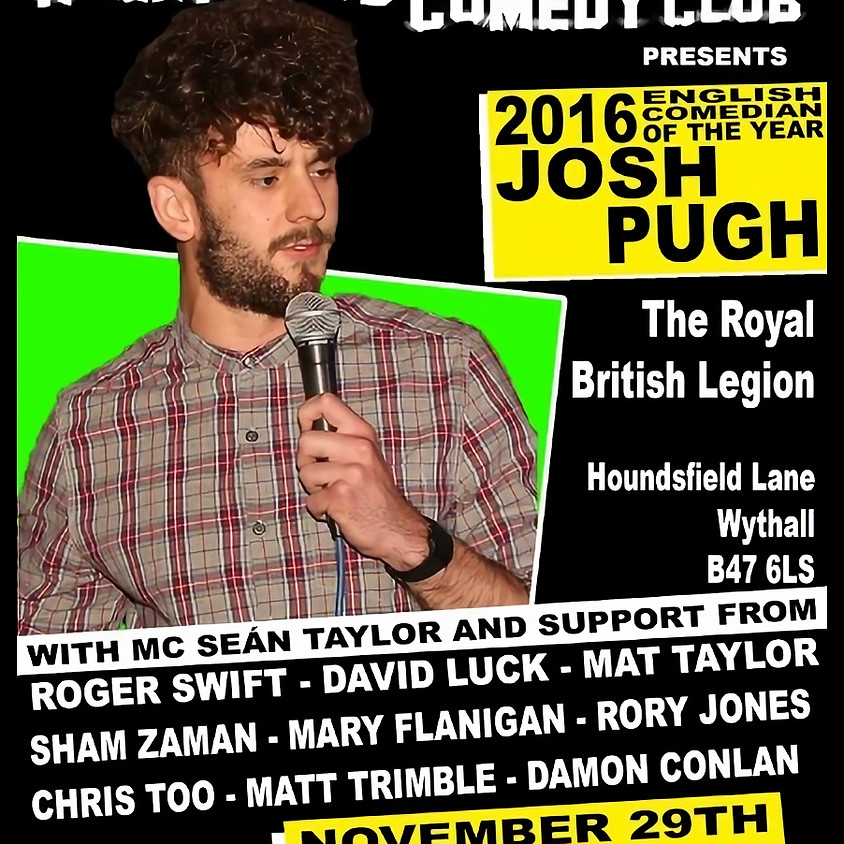 English Comedian of the Year Christmas Special