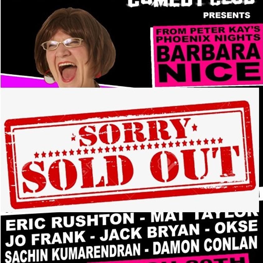 Barbara Nice - Britain's Got Talent Finalist - Special