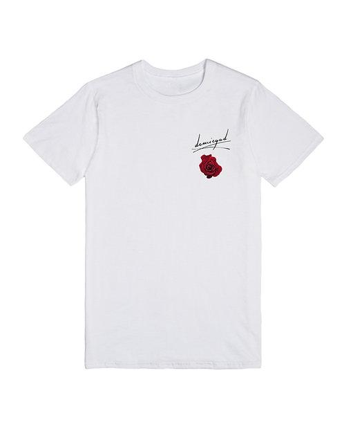Demiegod Signature Rose Tee