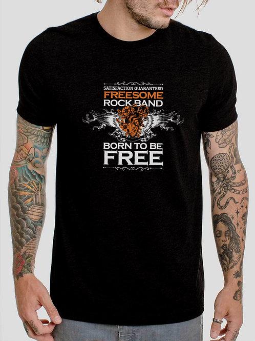 Camiseta - BORN TO BE FREE