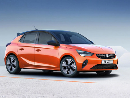The new electric Corsa-e is unveiled