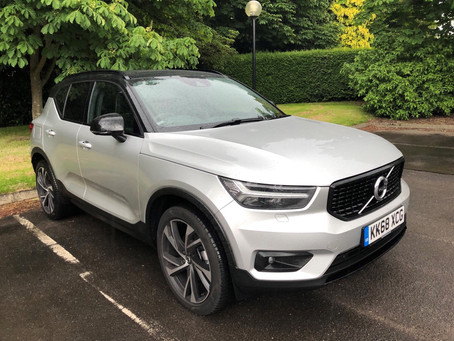 Car Review - Volvo XC40