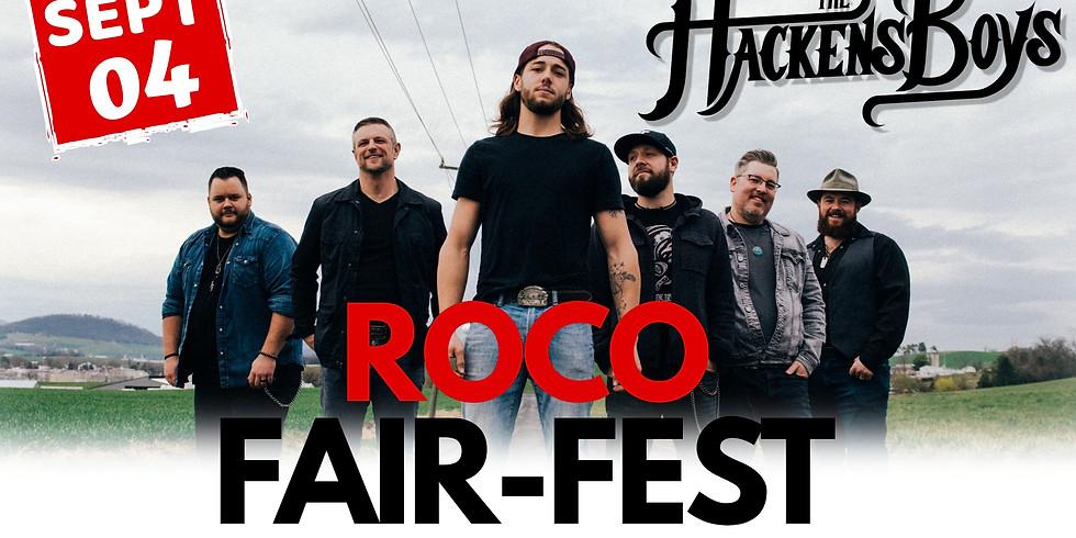 HARRISONBURG, VA - ROCO FAIR FEST