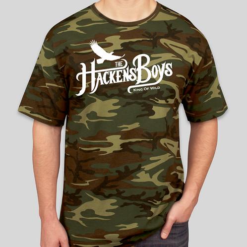 Hackens Boys KOW CAMO T-Shirt
