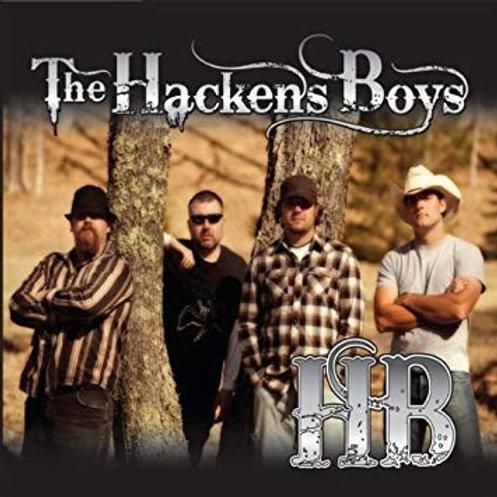 2008 Hackens Boys Debut Album(original lineup)