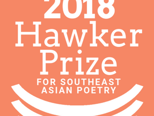 What's better than writing? Winning (a writing prize)!