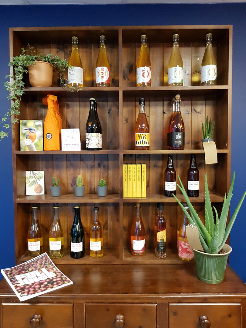 Fine Cider Range