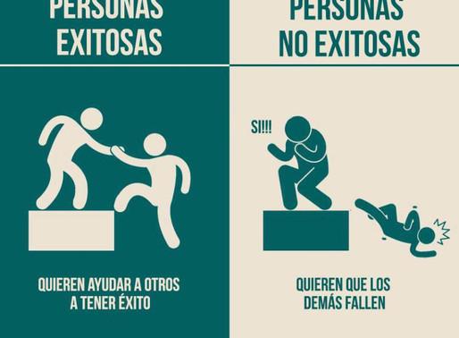 4 diferencias entre los Colombianos que son exitosos y los que no lo son