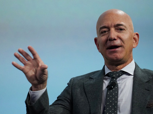 Así se despidió Jeff Bezos de su puesto como CEO de Amazon