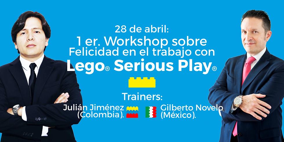 Felicidad en el trabajo con Lego Serious Play