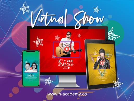 VirtualShow: Experiencias de Bienestar, sin salir de casa.