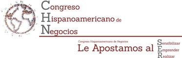 Logo Congreso Hispanoamericano de negoci