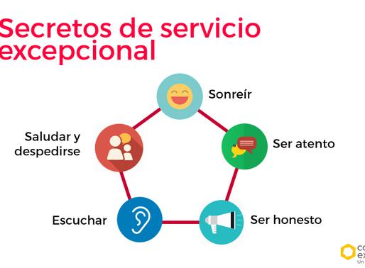 5 estrategias brillantes para un servicio al cliente excepcional con cero pesos.