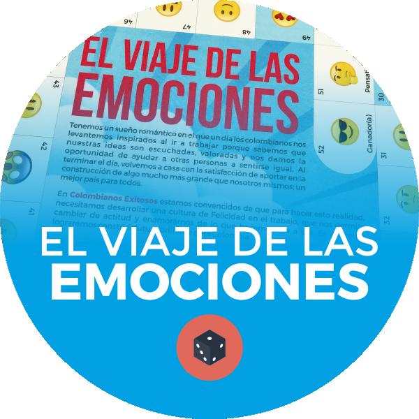Colombianos Exitosos - El viaje de las e