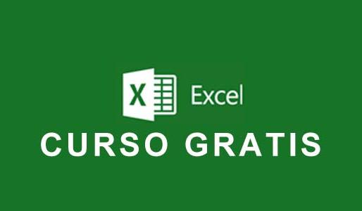GRATIS: Curso de Excel desde cero