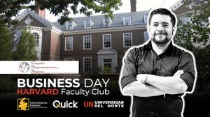 Colombianos Exitosos en Harvard