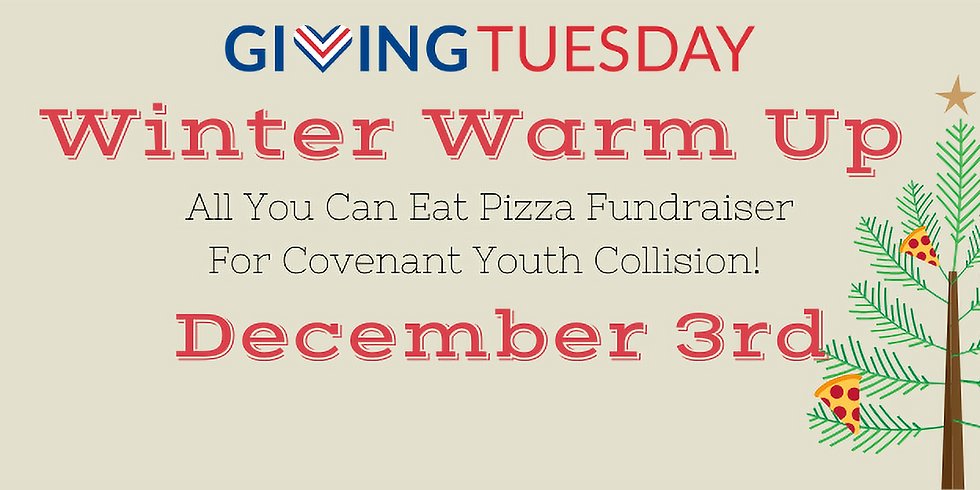 Giving Tuesday Winter Warm Up